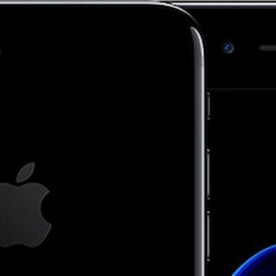 iPhone 7 plus jet black duo