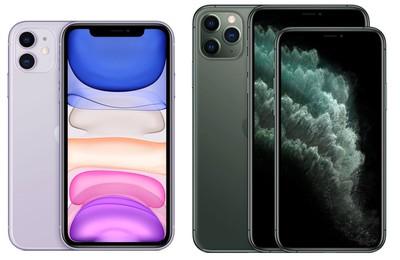 iphone 11 y 11 pro