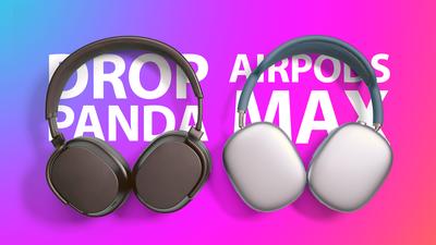 AirPods Max vs Drop Panda Feature