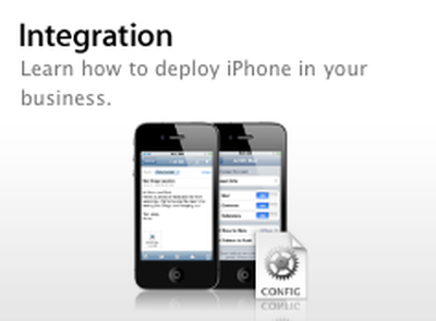 144433 iphone business integration