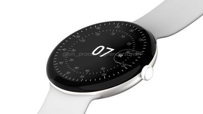 pixel watch design prosser leak