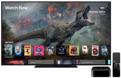 jurassic world 2 apple tv image
