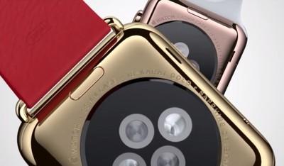 apple watch edition video promo