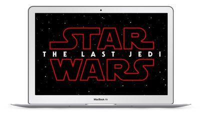 star wars macbook air