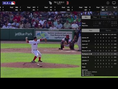 MLB At Bat Live Game