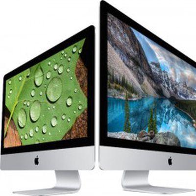 iMac 4K 5K 2015