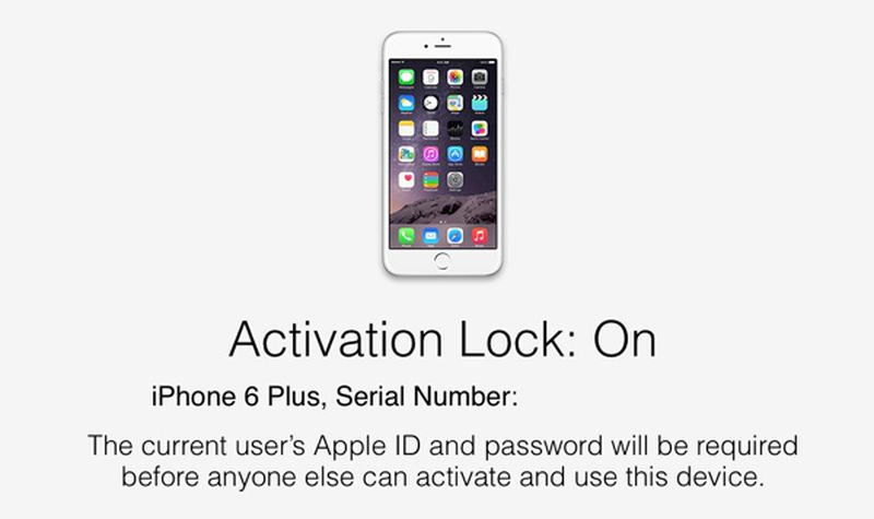 activationlockon