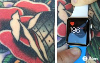 Apple Watch Tattoo