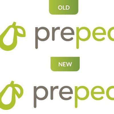 prepear logo changes