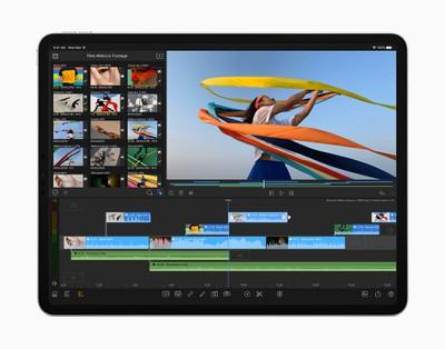 Apple new ipad pro performance 03182020