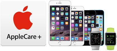 AppleCare Apple Watch iPhone