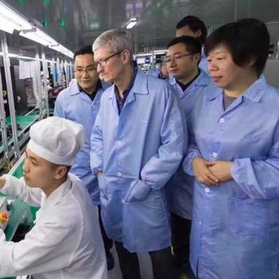Apple iPhone Production waiting to start in Vietnam