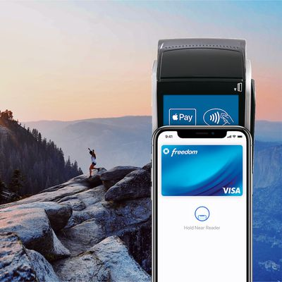 apple pay national parks