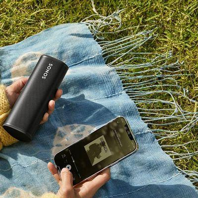 sonos roam iphone