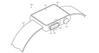 apple watch patent touch id 1