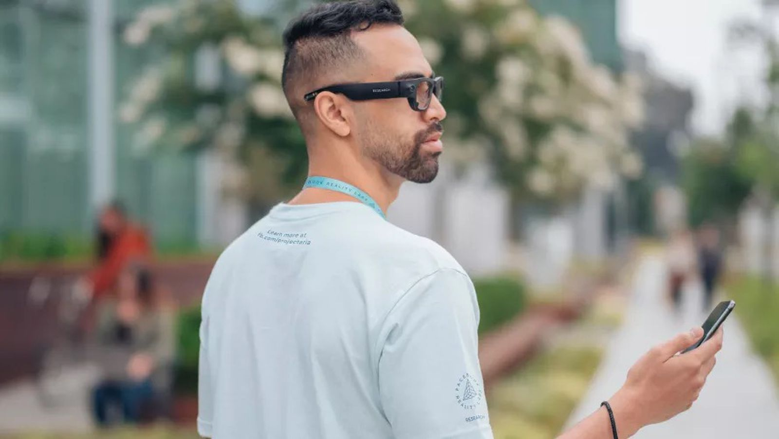 photo of Facebook Weighing Up Legality of Facial Recognition in Upcoming Smart Glasses image