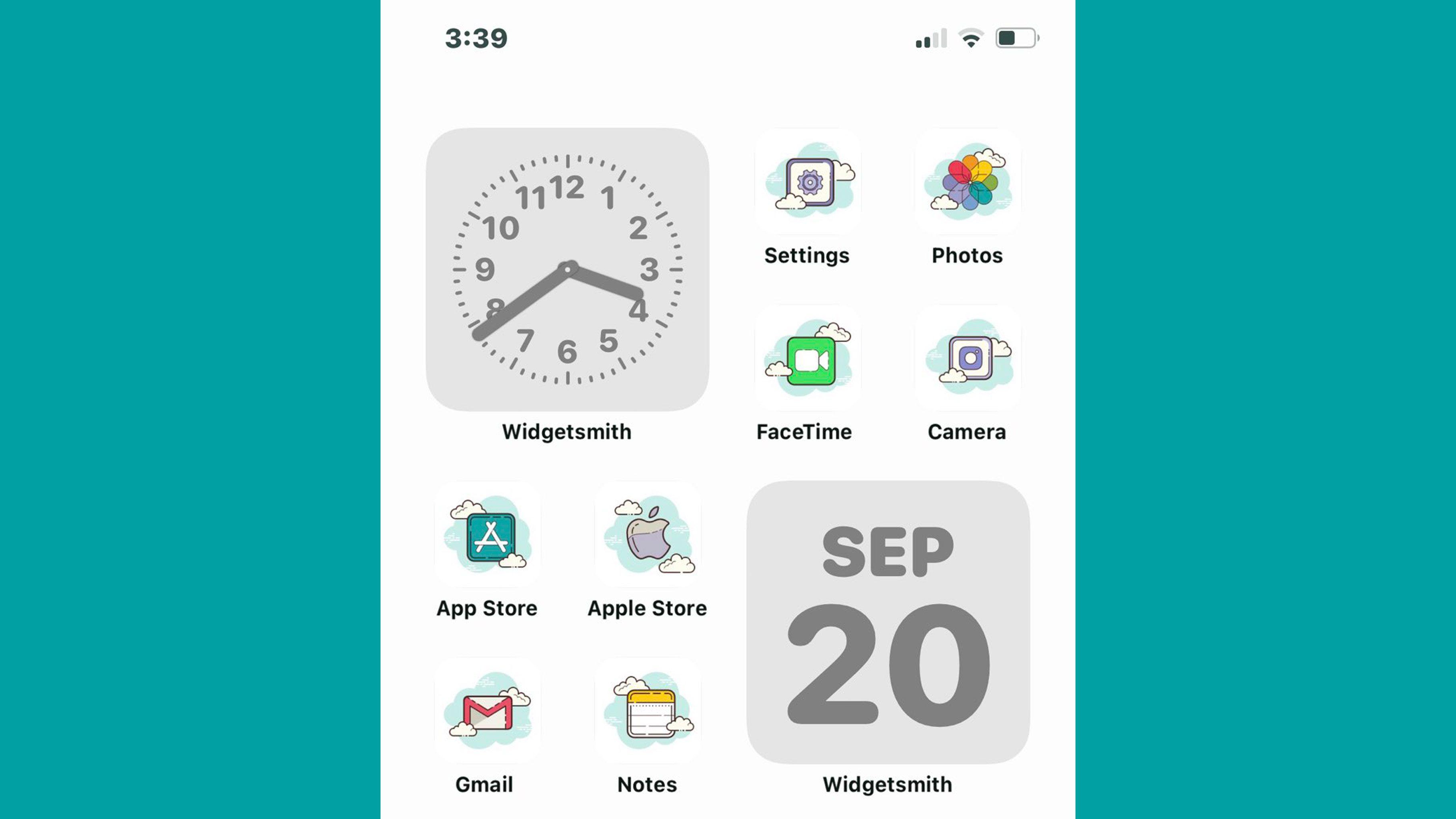 iOS 14 Widgets Offer iPhone Users Creative Home Screen Ideas thumbnail