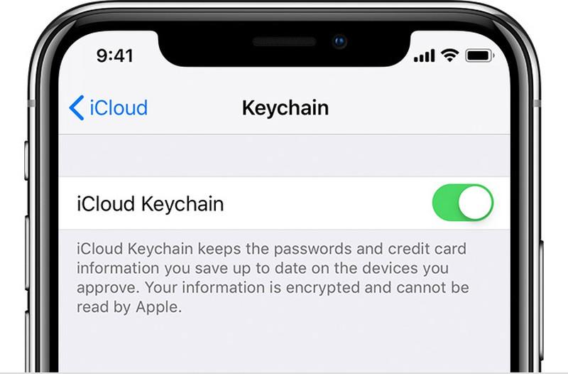 iOS 14 iCloud