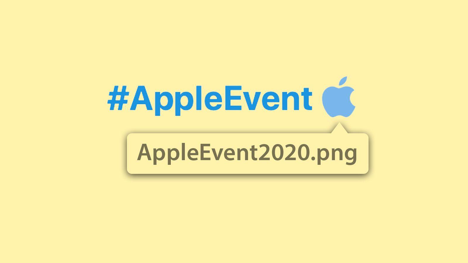 Apple Event Hashtag On Twitter Gets Custom Apple Logo Through September 28 Updated Macrumors