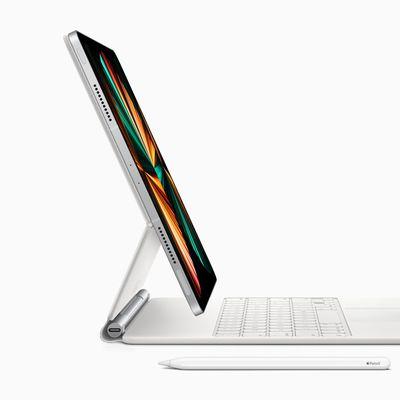 apple ipad pro spring21 magic keyboard side white 04202021 big carousel