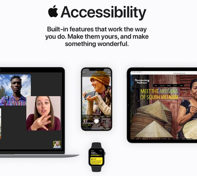 accessibility site