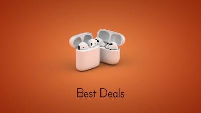 Minimalist AirPods Deal