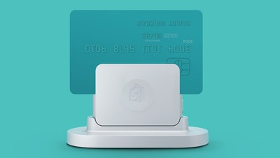 shopify card reader