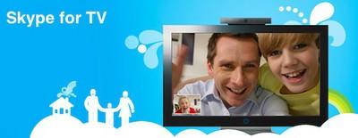 164635 skype for tv