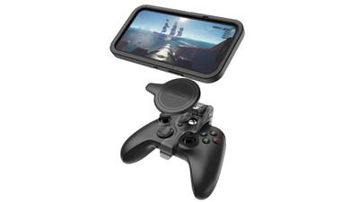 mobile gaming clip magsafe