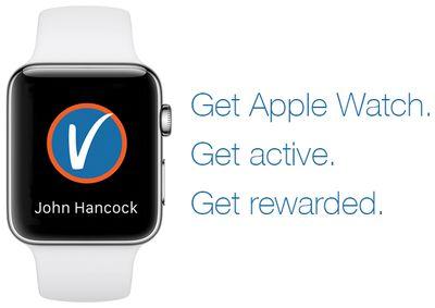 john hancock apple watch