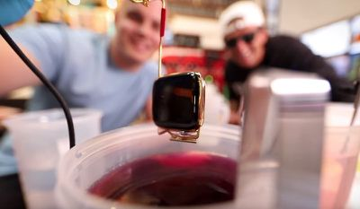24 karat gold apple watch