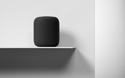 HomePod interior placement