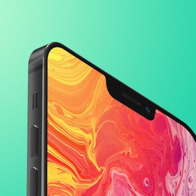 iPhone 13 Notch Feature