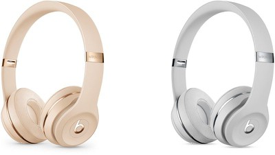 Apple Releases New Beats Solo3 Wireless And Urbeats3 To Match Iphone Xs And Iphone Xr Macrumors