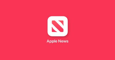 apple news banner
