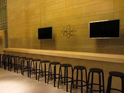 grand central genius bar