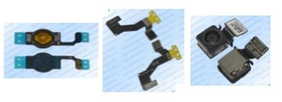 iphone 5 home cable front rear cameras