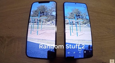 iPhone 12 Pro Versus Alleged Samsung Galaxy S21 Plus e1607833895216