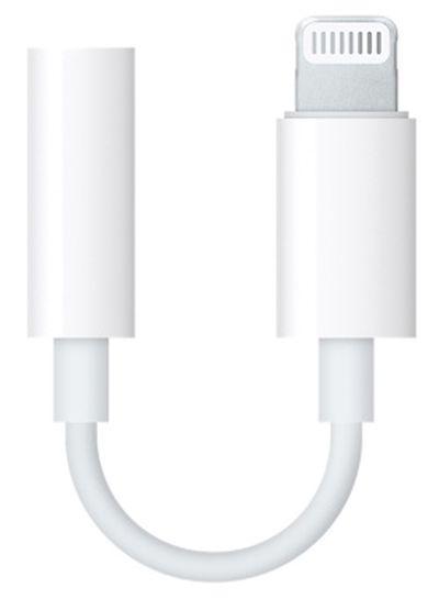 lightning to 3 5mm headphone jack adapter