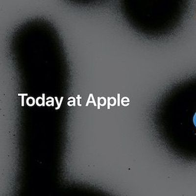 today at apple made in ldn