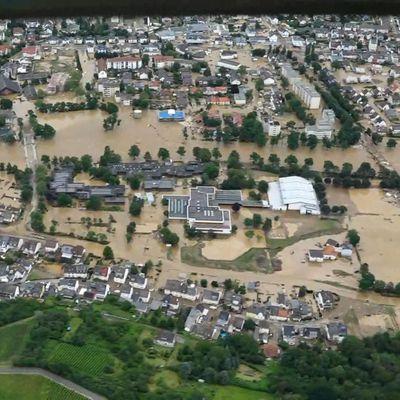 western europe flooding 2021