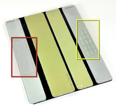 093320 smart cover magnets plate