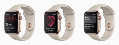 apple watch series4 ecg crown 09122018