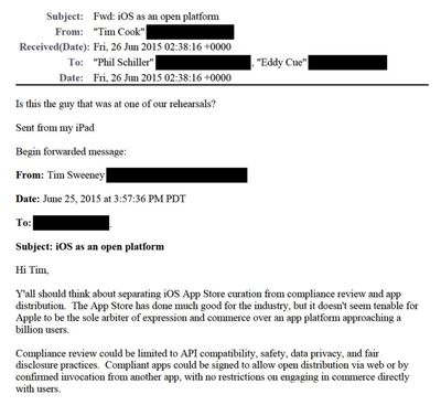 tim sweeney email cook