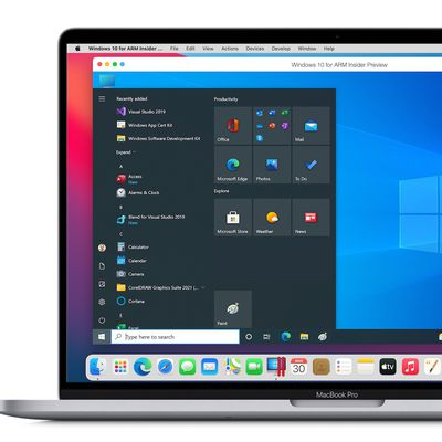 parallels windows 10 arm mac
