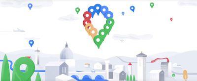 google maps updated