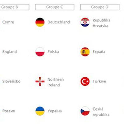 Apple Euro 2016