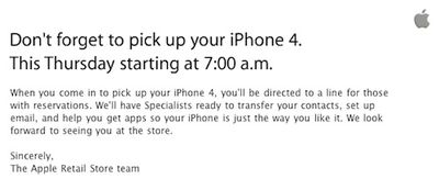 135133 iphone 4 reservation reminder