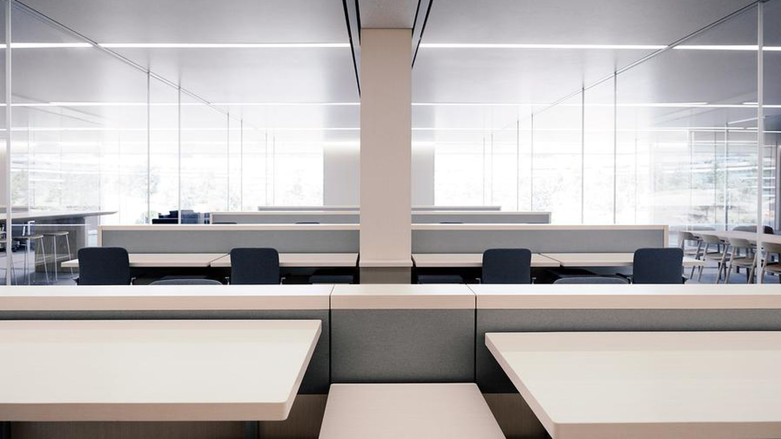 Some Apple Park Employees Said To Be Dissatisfied With Open Office Design Macrumors