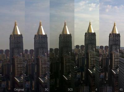 iphone cameras skyline